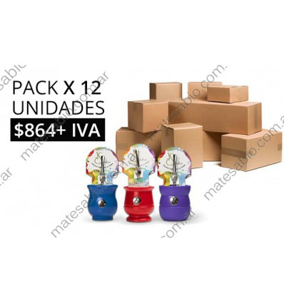 PACK X 12 UNIDADES