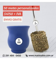 Pack X 50 Personalizados