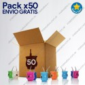 PACK SURTIDOS X50